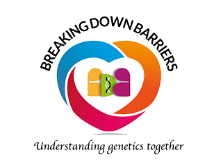 breaking down barriers logo