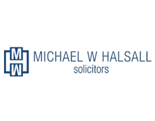 michael halsall solicitors logo